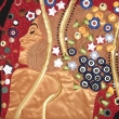 Klimt-Water Serpents_detail_02